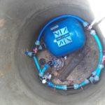 Обустройство скважины и подвод воды в дом